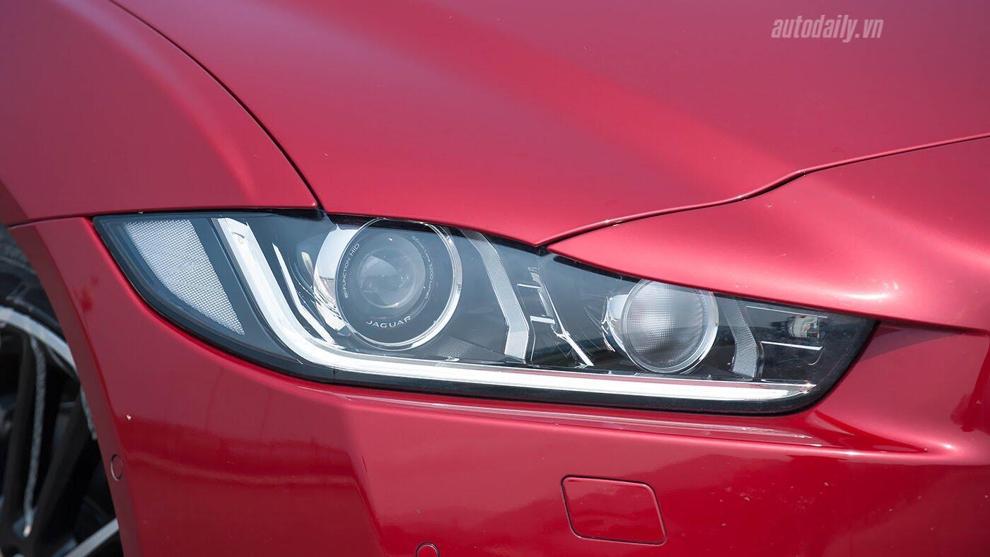 Jaguar XE - Sự xuất hiện đầy thách thức - Hình 6