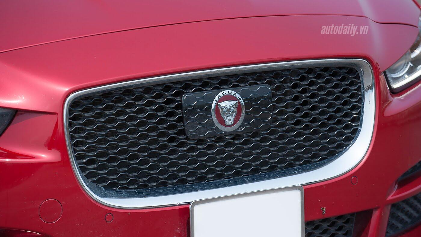 Jaguar XE - Sự xuất hiện đầy thách thức - Hình 8