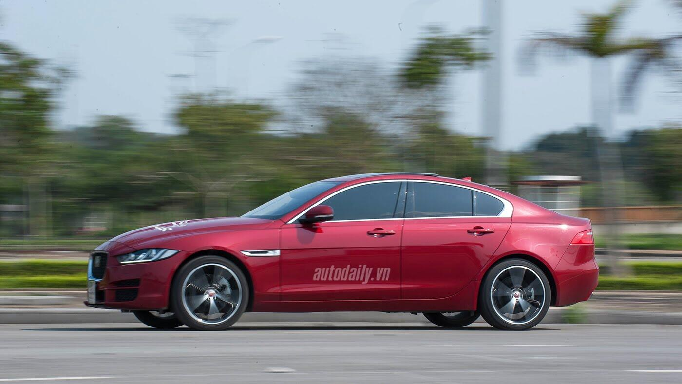 Jaguar XE - Sự xuất hiện đầy thách thức - Hình 24