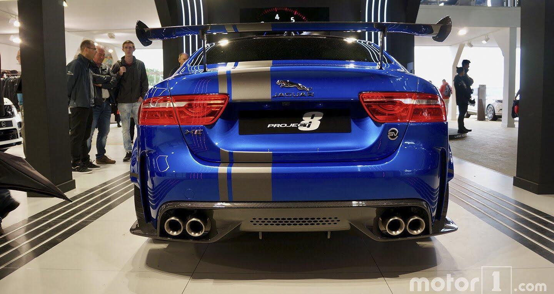 Jaguar XE SV Project 8 mạnh 592 mã lực, sản xuất chỉ 300 chiếc - Hình 3