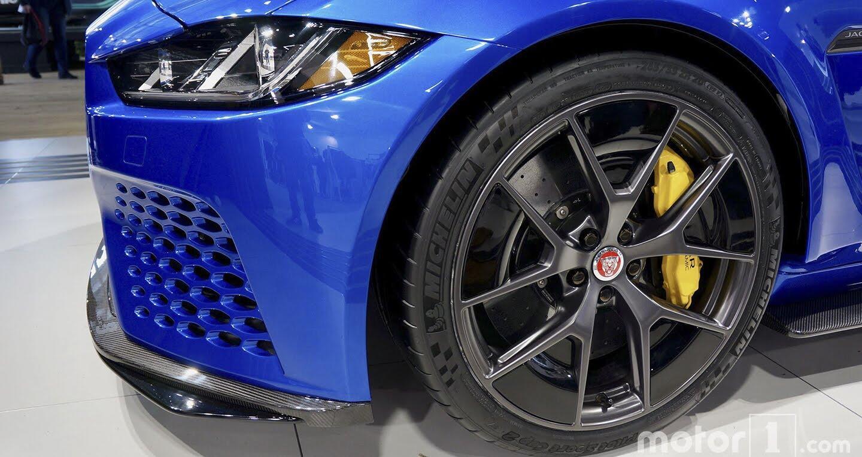 Jaguar XE SV Project 8 mạnh 592 mã lực, sản xuất chỉ 300 chiếc - Hình 6