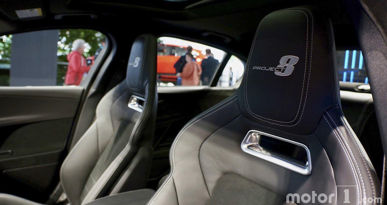Jaguar XE SV Project 8 mạnh 592 mã lực, sản xuất chỉ 300 chiếc - Hình 13