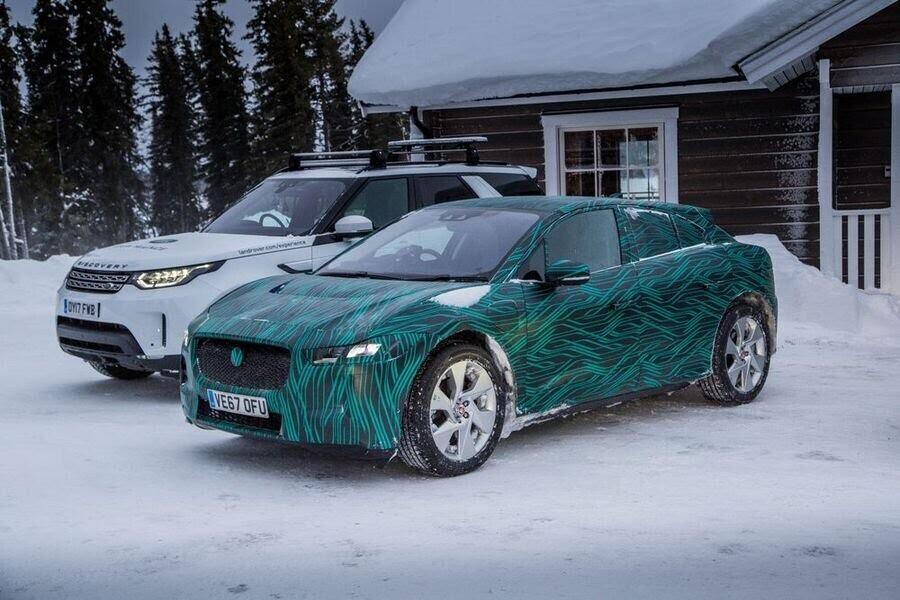 Jaguar XJ thế hệ tiếp theo sẽ là một chiếc xe điện hoàn toàn - Hình 2