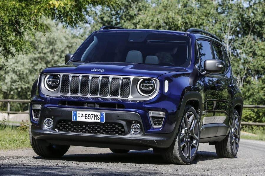 Jeep công bố Renegade 2019 cập nhật tại thành phố Torino, Ý - Hình 1