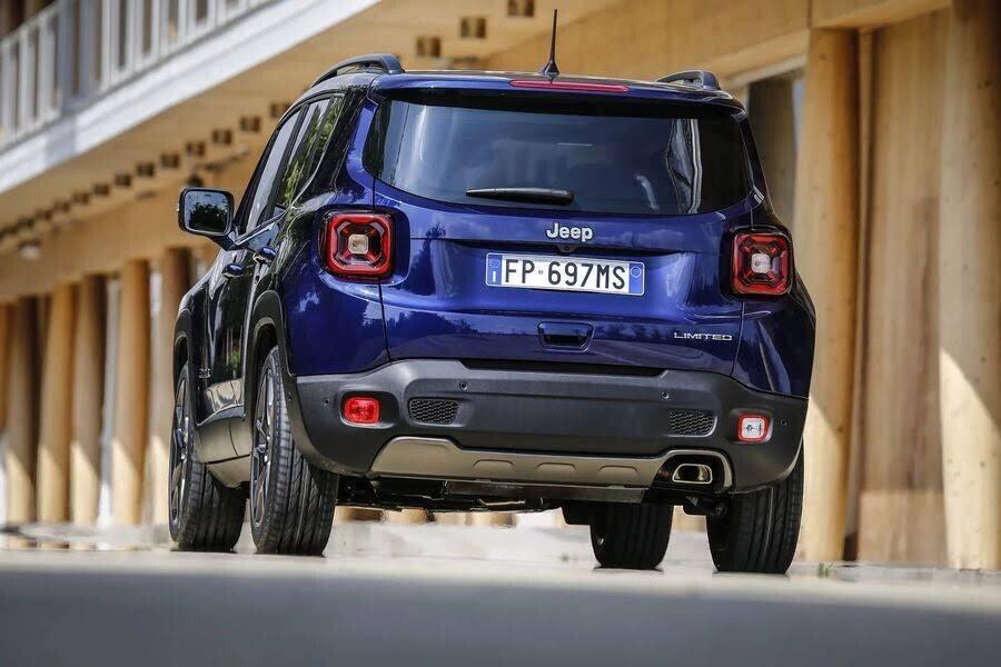 Jeep công bố Renegade 2019 cập nhật tại thành phố Torino, Ý - Hình 2