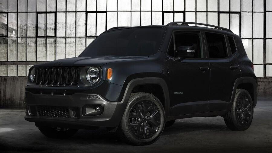 Jeep Renegade 2018 sẽ tập trung cải tiến nội thất - Hình 2