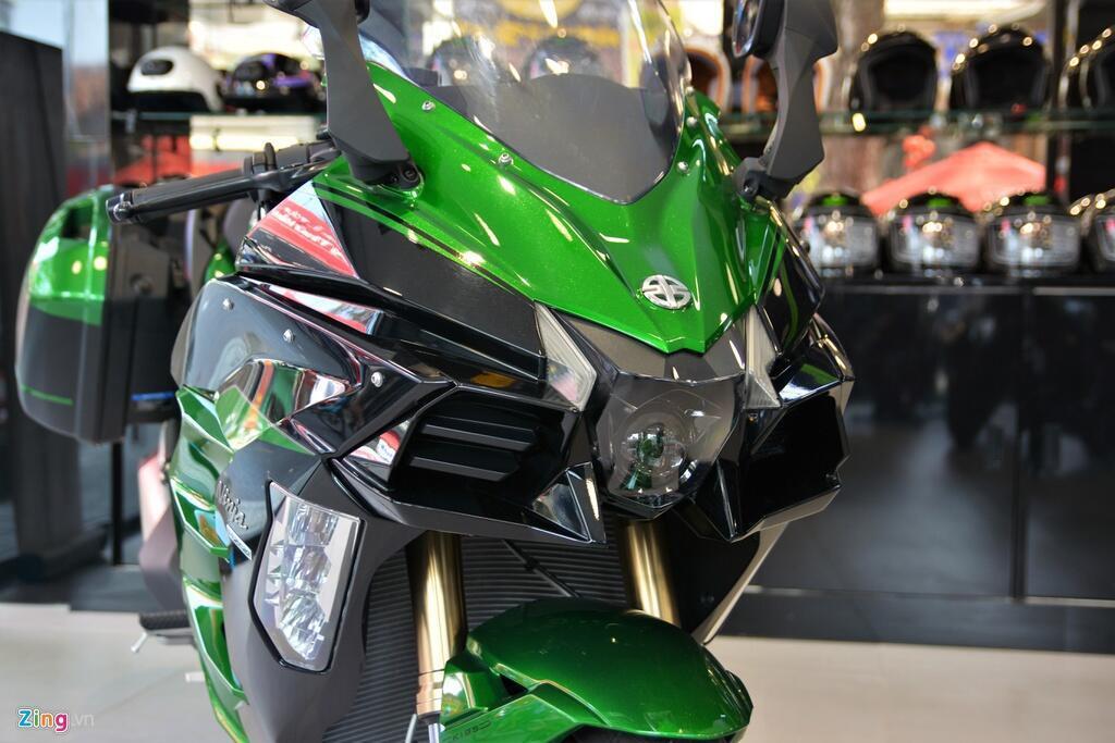 Kawasaki Ninja H2 SX SE gia gan 1 ty dong tai VN hinh anh 3 3_H2SX_zing.jpg