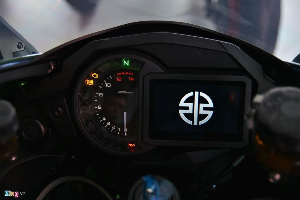 Kawasaki Ninja H2 SX SE gia gan 1 ty dong tai VN hinh anh 7 7_H2SX_zing.jpg