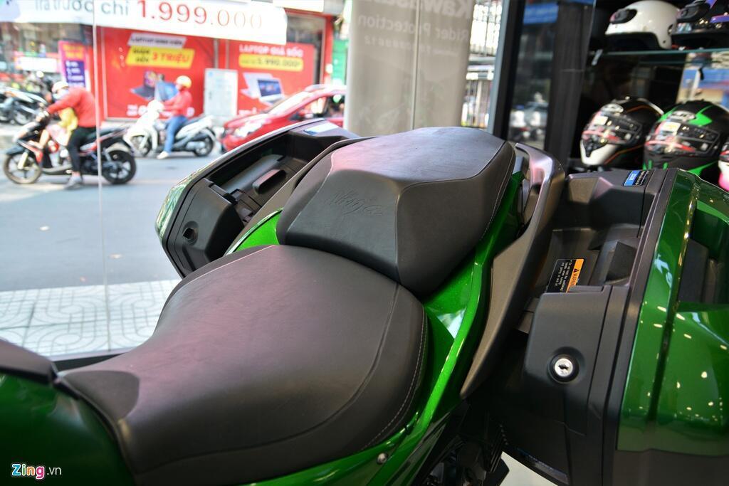 Kawasaki Ninja H2 SX SE gia gan 1 ty dong tai VN hinh anh 11 11_H2SX_zing.jpg