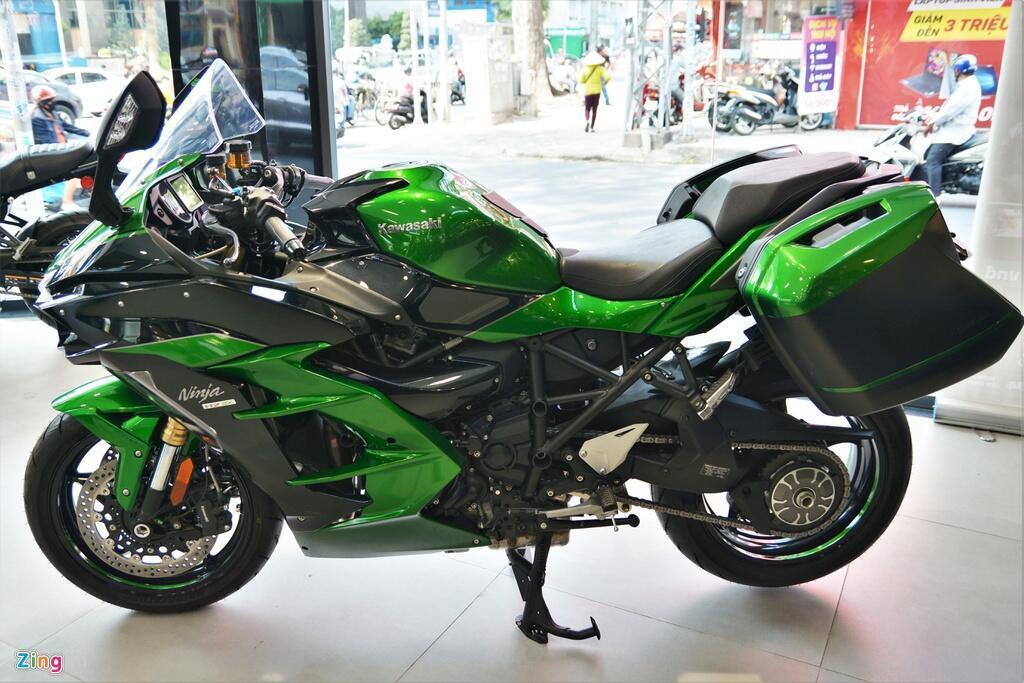 Kawasaki Ninja H2 SX SE gia gan 1 ty dong tai VN hinh anh 15 16_H2SX_zing.jpg