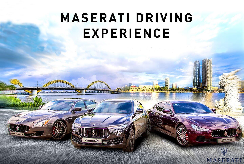"""Khách Việt có cơ hội trải nghiệm """"xế sang"""" Maserati trên toàn quốc - Hình 1"""