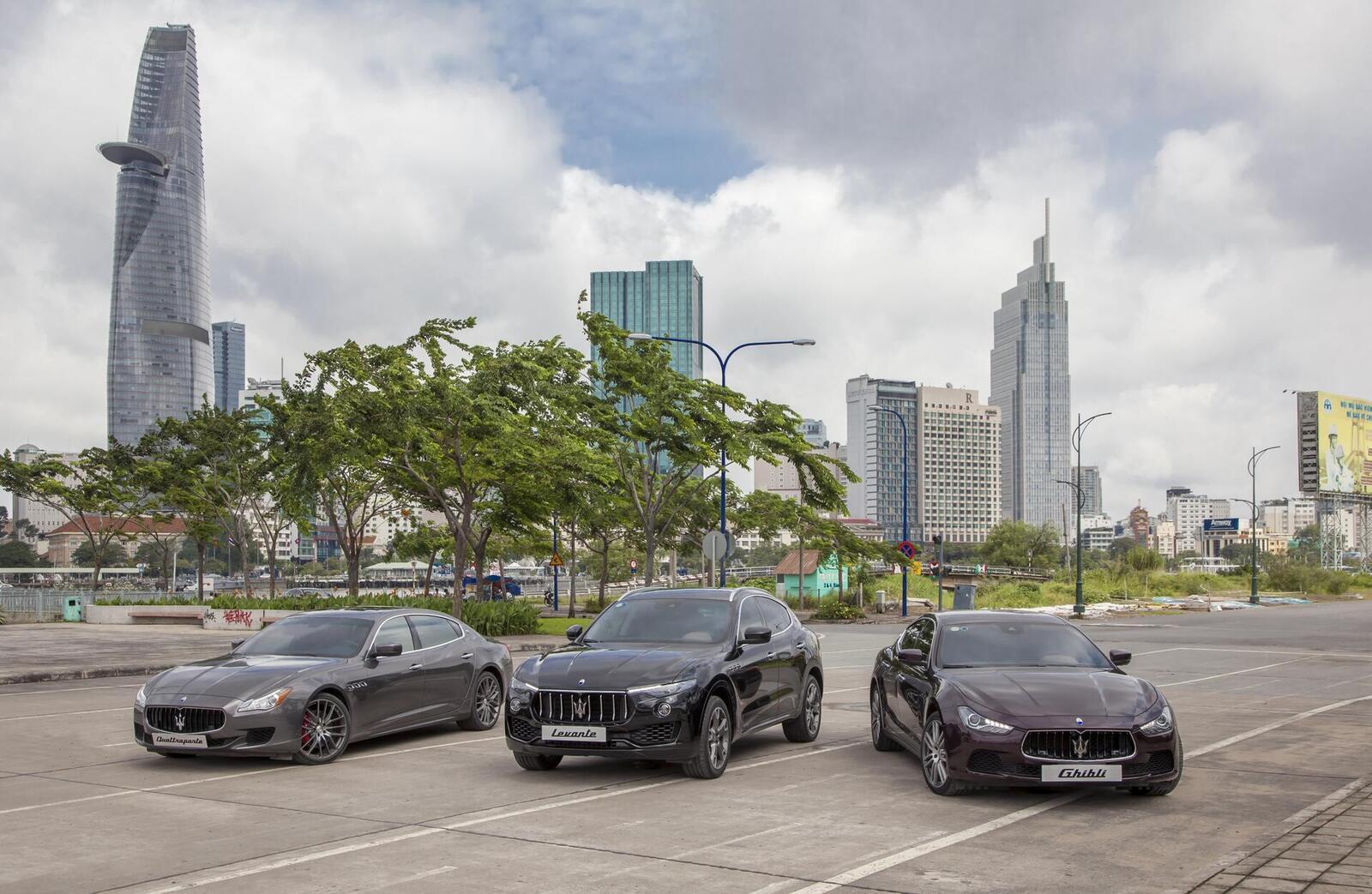 """Khách Việt có cơ hội trải nghiệm """"xế sang"""" Maserati trên toàn quốc - Hình 3"""