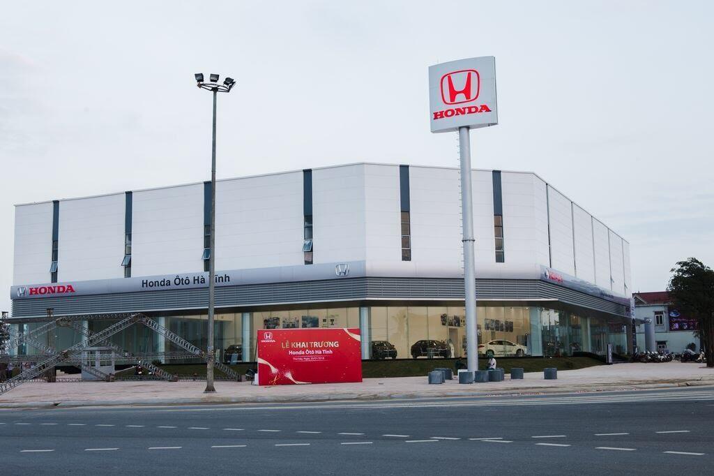 Khai trương đại lý 5S mới - Honda Ô tô Hà Tĩnh - Hình 1