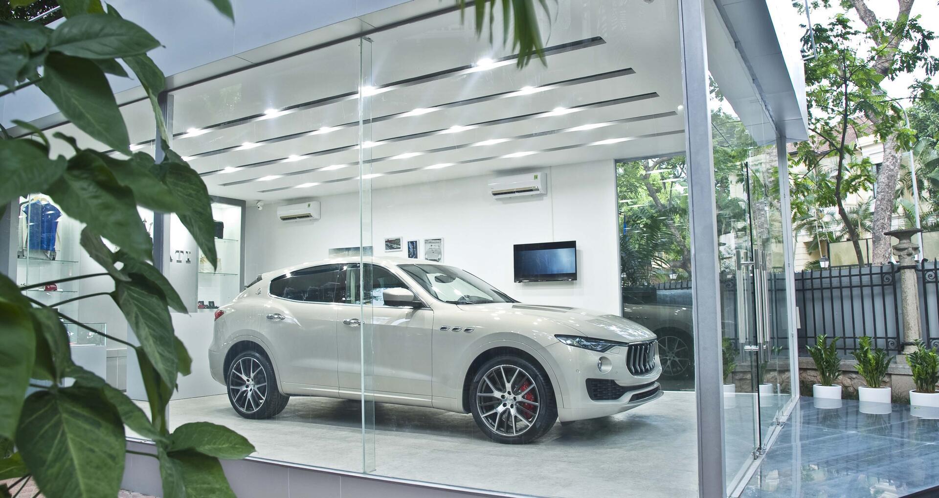 Khai trương Ngôi nhà Maserati tại Hà Nội - Hình 2