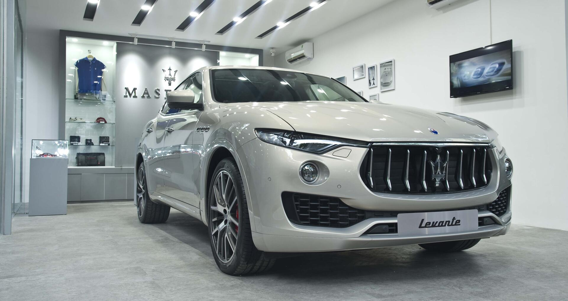 Khai trương Ngôi nhà Maserati tại Hà Nội - Hình 3