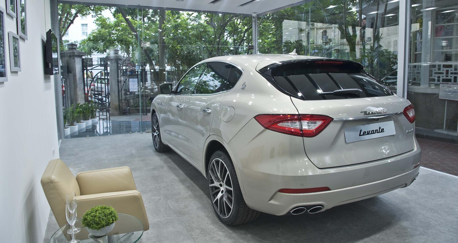 Khai trương Ngôi nhà Maserati tại Hà Nội - Hình 6