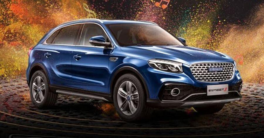 Khám phá Traum Meet 3 - chiếc SUV sở hữu cả dàn Karaoke trong xe - Hình 1
