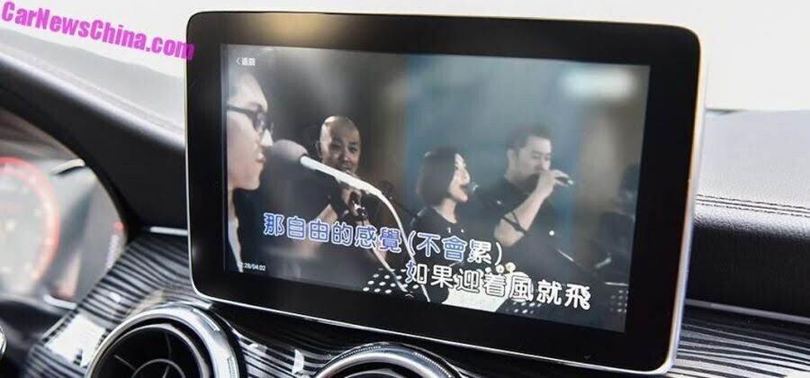 Khám phá Traum Meet 3 - chiếc SUV sở hữu cả dàn Karaoke trong xe - Hình 5