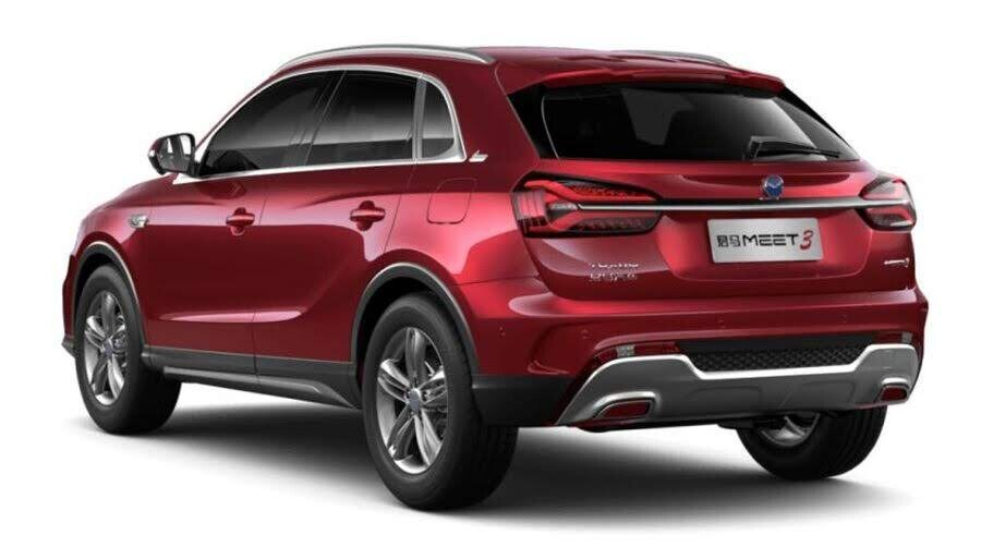Khám phá Traum Meet 3 - chiếc SUV sở hữu cả dàn Karaoke trong xe - Hình 11