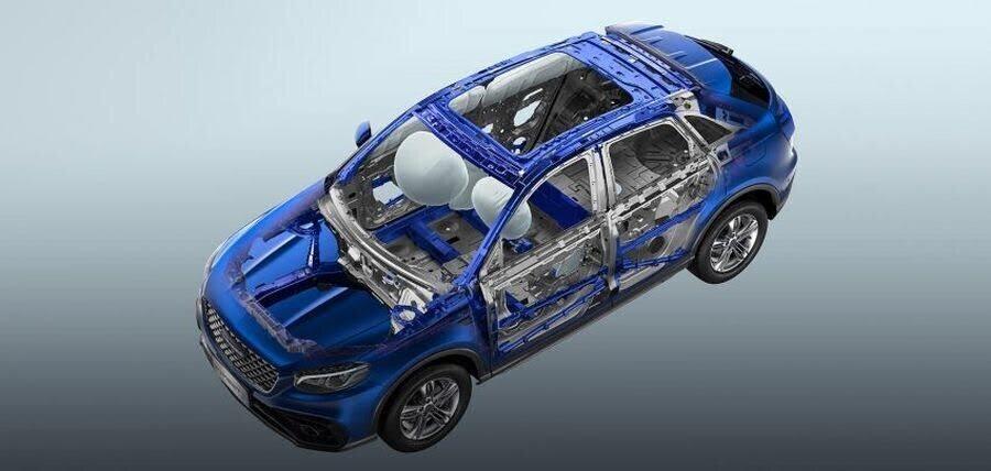 Khám phá Traum Meet 3 - chiếc SUV sở hữu cả dàn Karaoke trong xe - Hình 12