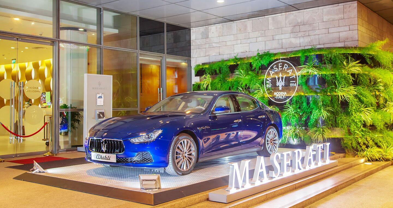 Khi thượng khách trên toàn quốc thỏa mãn đam mê trải nghiệm Maserati - Hình 1