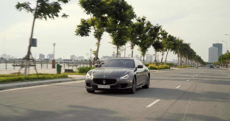 Khi thượng khách trên toàn quốc thỏa mãn đam mê trải nghiệm Maserati - Hình 2