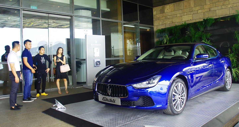 Khi thượng khách trên toàn quốc thỏa mãn đam mê trải nghiệm Maserati - Hình 4