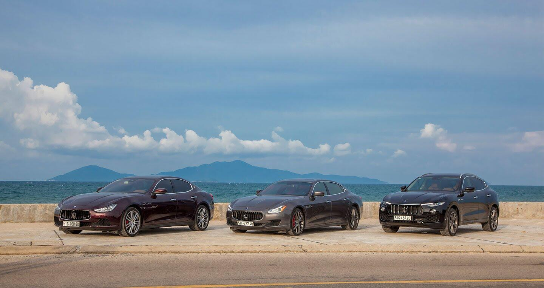 Khi thượng khách trên toàn quốc thỏa mãn đam mê trải nghiệm Maserati - Hình 8