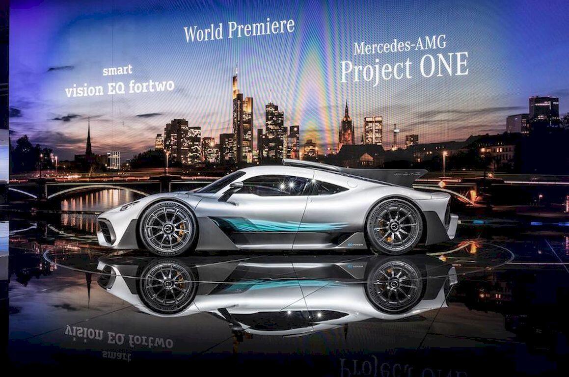 Không ai có thể lợi dụng Mercedes-AMG Project One để kiếm lợi nhuận - Hình 1