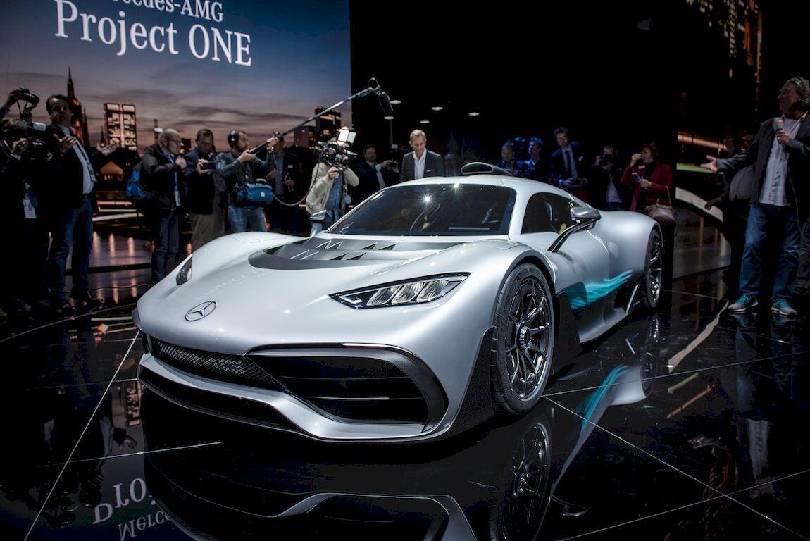 Không ai có thể lợi dụng Mercedes-AMG Project One để kiếm lợi nhuận - Hình 2