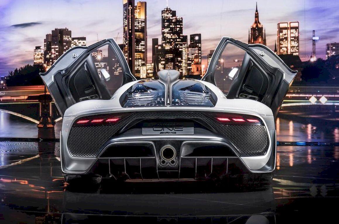 Không ai có thể lợi dụng Mercedes-AMG Project One để kiếm lợi nhuận - Hình 3