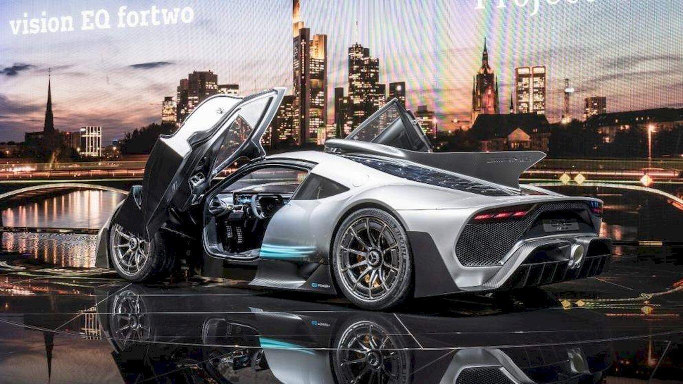 Không ai có thể lợi dụng Mercedes-AMG Project One để kiếm lợi nhuận - Hình 5