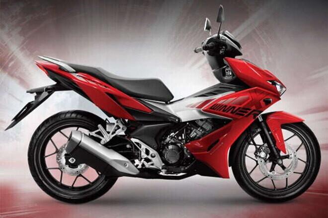 Honda Winner X dẫn dầu bảng danh sách xe tay côn bán chạy số 1 Việt Nam