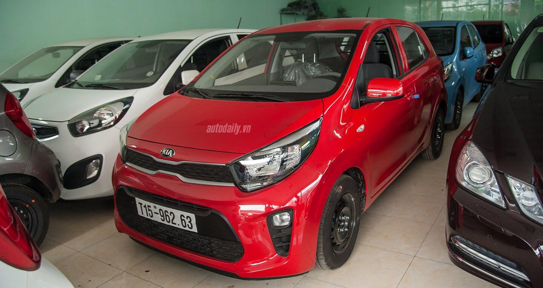 Khuyến mãi ồ ạt, thị trường ôtô Việt tăng trưởng nhẹ - Hình 1