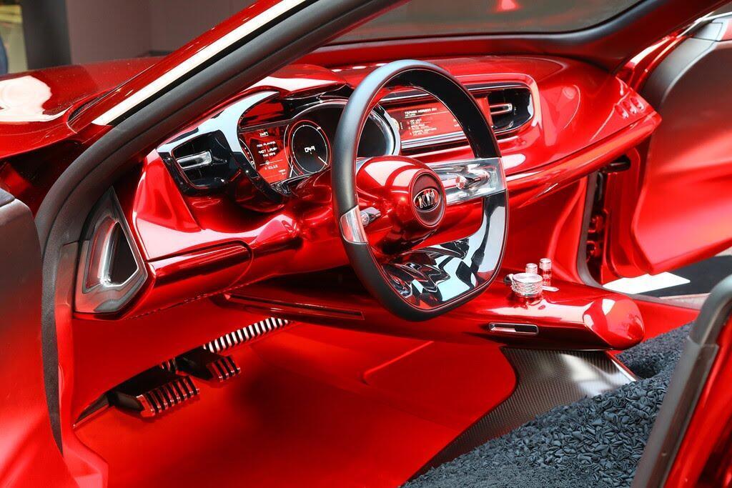 Kia giới thiệu xe thể thao Proceed Concept - Hình 6