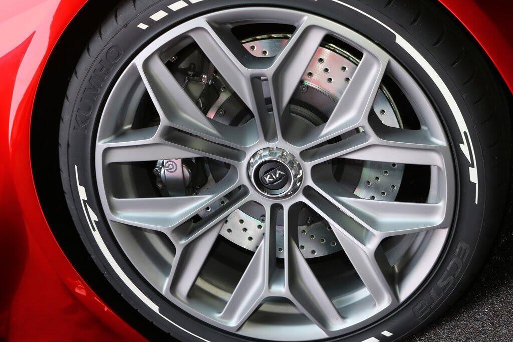 Kia giới thiệu xe thể thao Proceed Concept - Hình 9