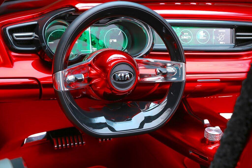 Kia giới thiệu xe thể thao Proceed Concept - Hình 10
