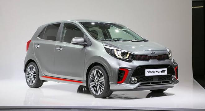 Kia Morning được trang bị động cơ tăng áp mới - Hình 1