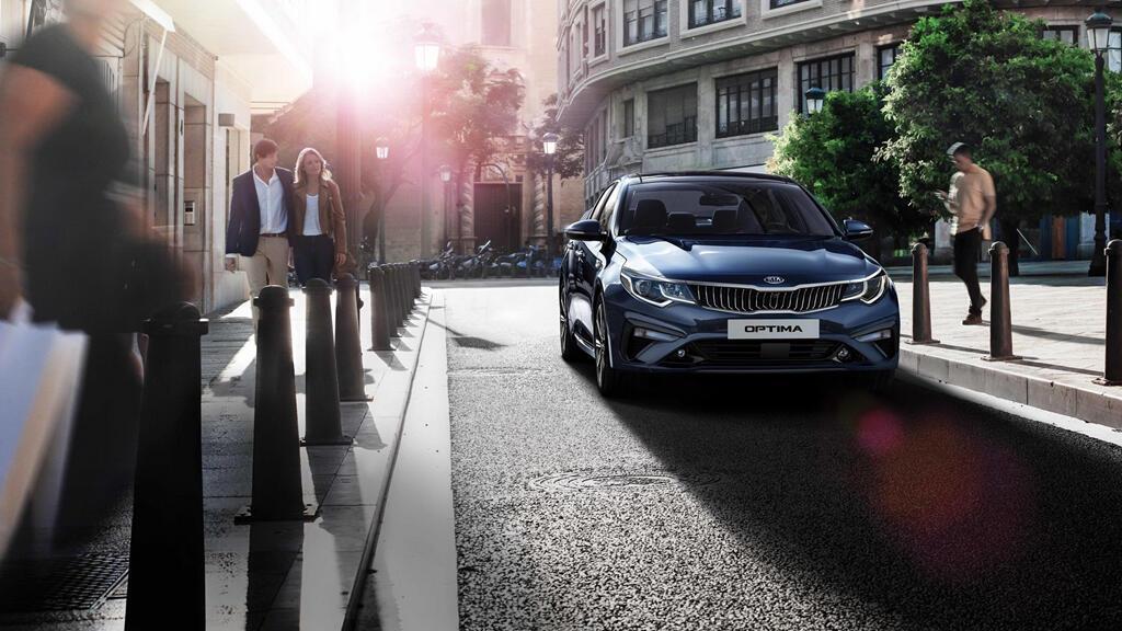 Kia Optima 2019 được nâng cấp, giá từ 28.822 USD - Hình 1