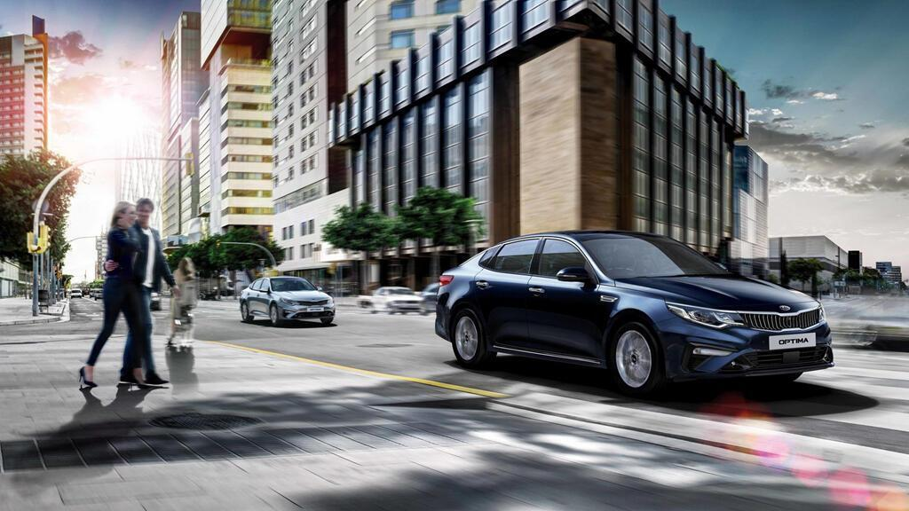 Kia Optima 2019 được nâng cấp, giá từ 28.822 USD - Hình 2