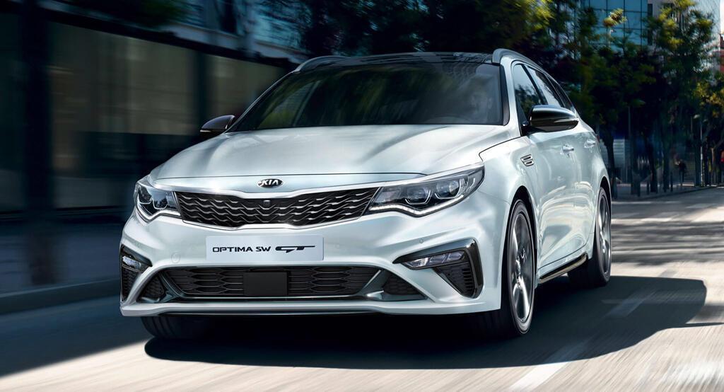 Kia Optima 2019 được nâng cấp, giá từ 28.822 USD - Hình 3