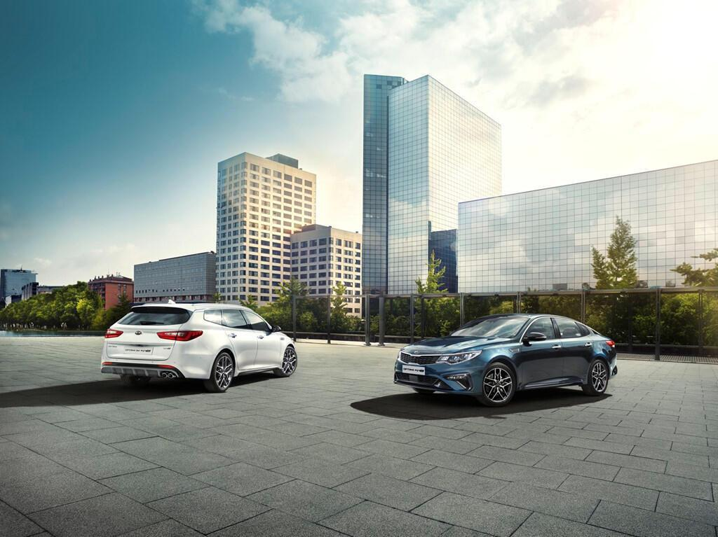 Kia Optima 2019 được nâng cấp, giá từ 28.822 USD - Hình 4