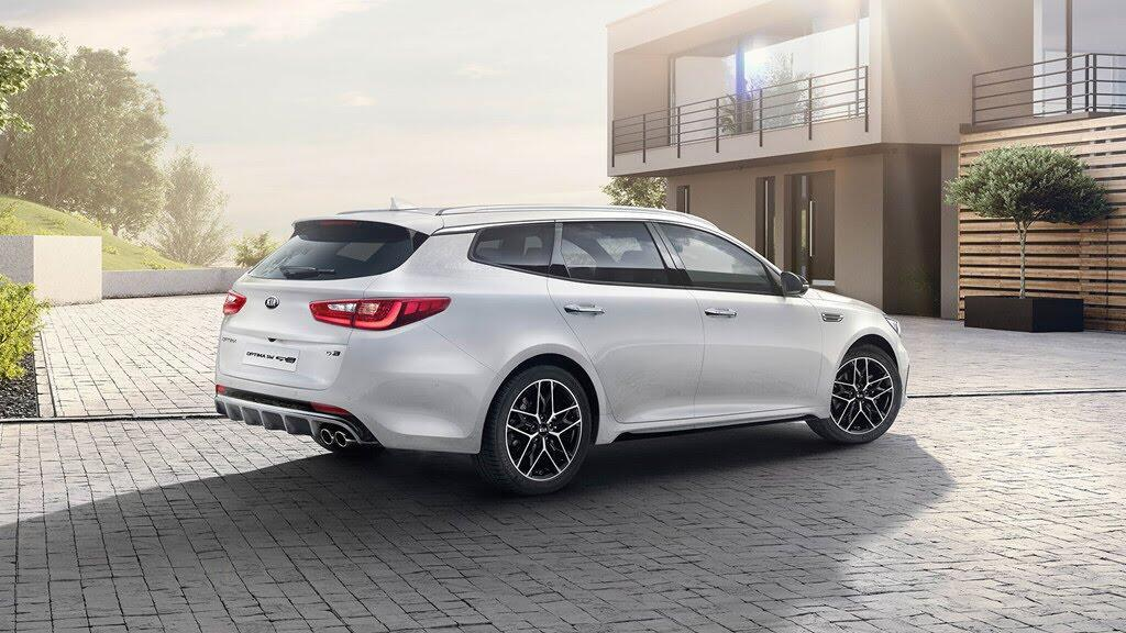 Kia Optima 2019 ra mắt tại châu Âu với động cơ hoàn toàn mới - Hình 2