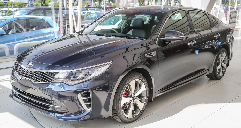 Kia Optima GT 2017 ra mắt tại Đông Nam Á với giá từ 41.780 USD - Hình 1
