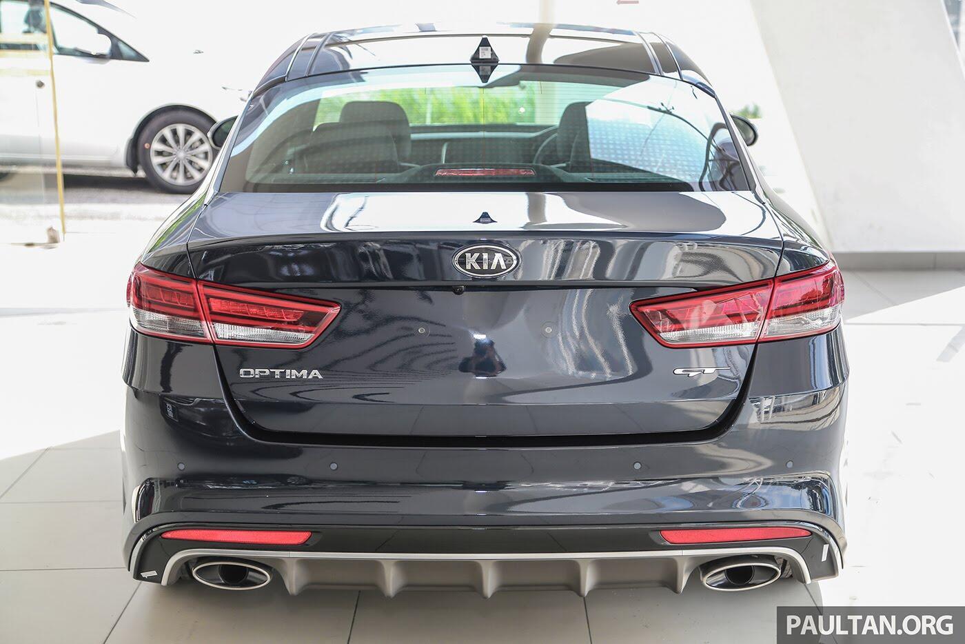 Kia Optima GT 2017 ra mắt tại Đông Nam Á với giá từ 41.780 USD - Hình 3
