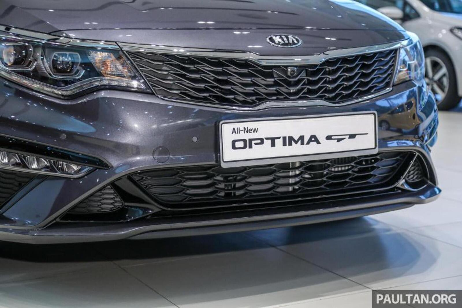 Kia Optima phiên bản nâng cấp facelift mới nhất đã có mặt tại Việt Nam - Hình 13