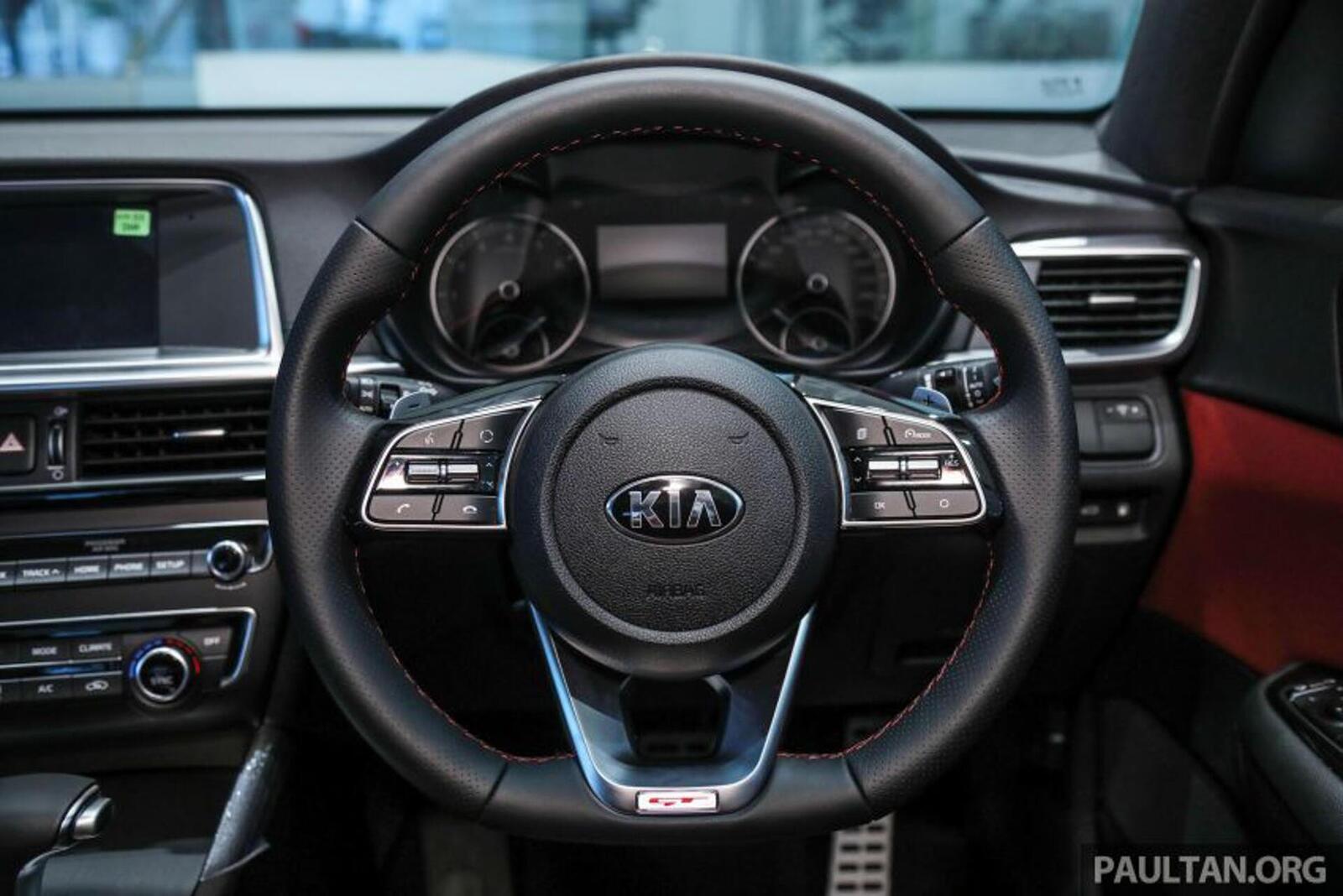 Kia Optima phiên bản nâng cấp facelift mới nhất đã có mặt tại Việt Nam - Hình 15