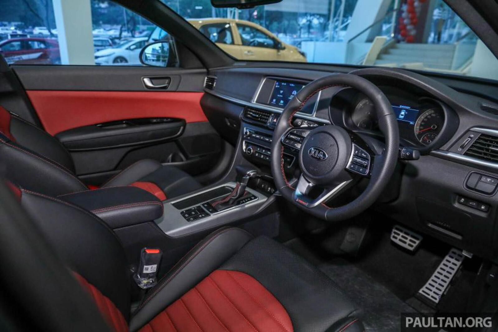 Kia Optima phiên bản nâng cấp facelift mới nhất đã có mặt tại Việt Nam - Hình 17