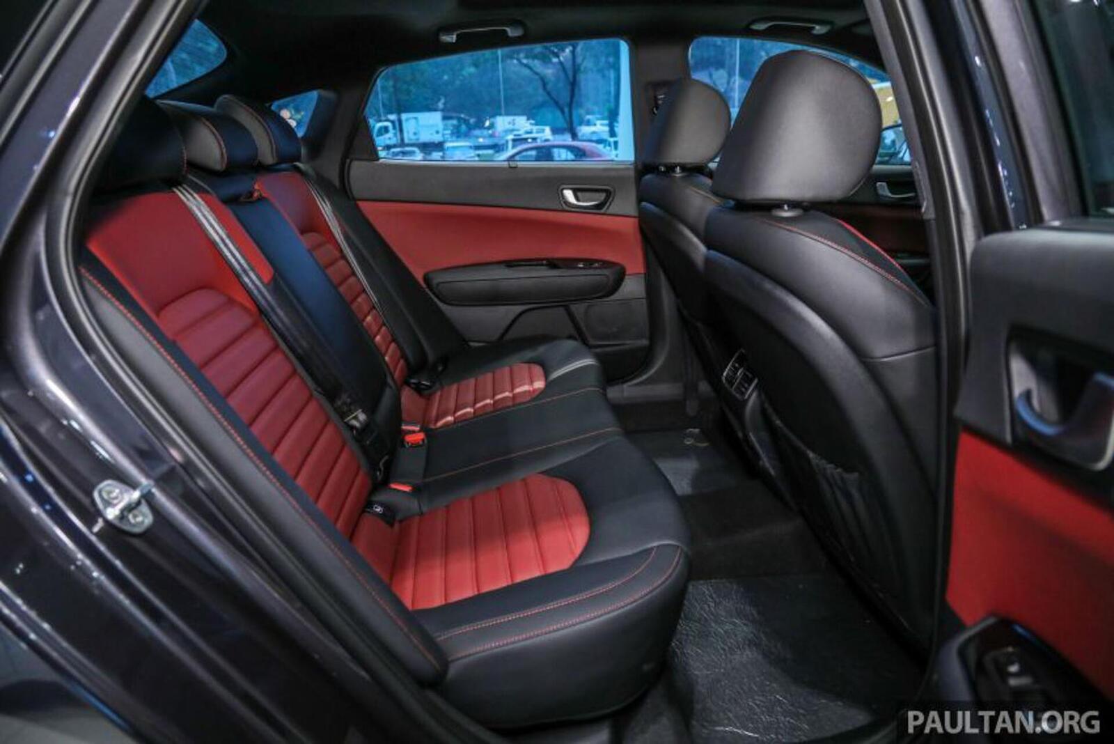 Kia Optima phiên bản nâng cấp facelift mới nhất đã có mặt tại Việt Nam - Hình 19