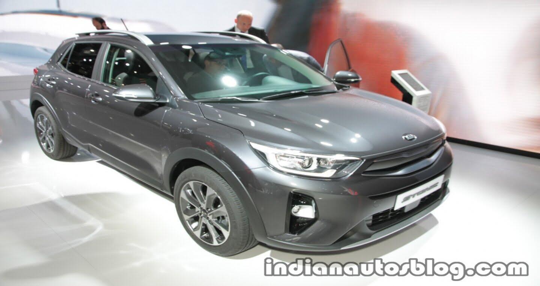Kia ra mắt một mẫu SUV cỡ nhỏ hoàn toàn mới - Hình 1
